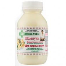 Аптечка Агафьи шампунь для жирных волос 300мл