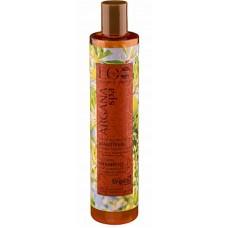 ECO Laboratorie Аргана шампунь для волос Глубокое питание и блеск 350 мл