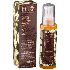 ECO Laboratorie Каритэ масло-флюид для волос жирные корни сухие кончики 100 мл