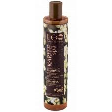 ECO Laboratorie Каритэ шампунь для волос Восстановление и укрепление 350 мл