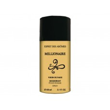 Новая Заря дезодорант парфюмированный для мужчин Миллионер 150 мл.