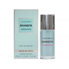 Новая Заря парфюмерная вода Шансита Acqua di Vita 50 мл.