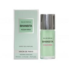 Новая Заря парфюмерная вода Шансита Acqua Verde 50 мл.