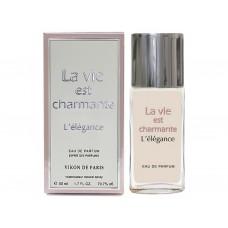 Новая Заря парфюмерная вода Жизнь Прекрасна L`elegance 50 мл.